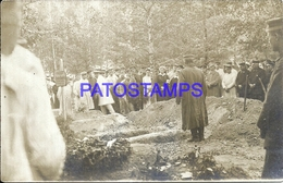 104326 RUSSIA BIELO RUSSIA BELARUS BEREZA KARTUSKA PRISON BURIAL POSTAL POSTCARD - Russland