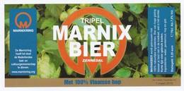 Tripel Marnix Bier Zennedal - Bière