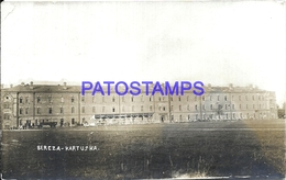 104327 RUSSIA BIELO RUSSIA BELARUS BEREZA KARTUSKA PRISON VIEW PARTIAL POSTAL POSTCARD - Russland