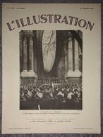 """L'Illustration 4743 27/01/1934 Aux Morts De L'""""Emeraude"""" - Mort De Marchand (mission...) - Portugal - Chênedollé - L'Illustration"""