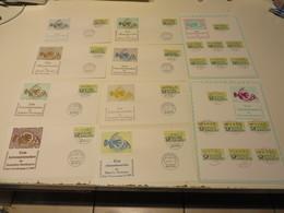 DEUTSCHLAND  Posten  A T M  -  F D C  -  BELEGE  2  SONDERSACHEN - Briefmarken