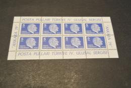 M4582 - Sheet  MNH Turkey -1979 - MI. 2482 - Kemal Ataturk - Ankara - 1921-... Republic
