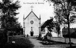 71 - Paray Le Monial La Chapelle De Romay - Paray Le Monial
