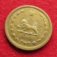 Iran 50 Dinars 1968 / SH 1347 KM# 1156 Lt 437  Irão Persia Persien - Iran