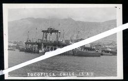 CHILE - CILE - TOCOPILLA - ANNI 40-50 - PHOTOCARD (1) - Cile