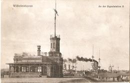Wilhelmshaven : An Der Signaistation II - Wilhelmshaven