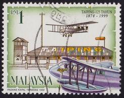 MALAYSIA 1999 Taiping 125 Anv.  RM1 CTO @E3243 - Malaysia (1964-...)