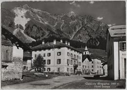 Hotel-Pension Stampa - Casaccia - GR Grisons