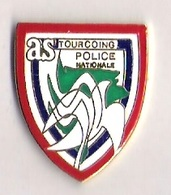 Pin's POLICE NATIONALE - AS TOURCOING - EMAIL - Police