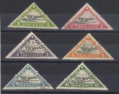 LIBERIA  Aériens   Série Complète      N°s 1 à 6 (1936) - Liberia
