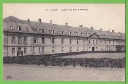 LAON / LA CASERNE DU 29eme D'ARTILLERIE / Carte Vierge - Laon