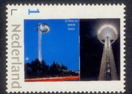Nederland   2018  Vuurtoren 22 FARO DE MONCLOA Spanje   Lighthouse, Pharos, Leuchturm  Postfris/mnh/neuf - Period 1980-... (Beatrix)