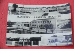 Manerbio Brescia Fabbrica Lanificio Marzotto 1955 - Brescia
