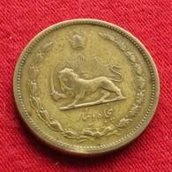 Iran 50 Dinars 1940 / SH 1319 KM# 1142 Lt 375  Irão Persia Persien - Iran