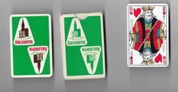 Jeu De 32 Cartes (complet Et En Bon état) ADELSHOFFEN Bière D'Alsace - Cartes à Jouer Classiques
