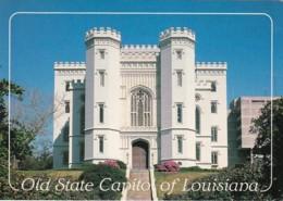 Louisiana Baton Rouge Old State Capitol Building - Baton Rouge