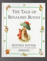 The Tale Of Benjamin Bunny By Beatrix Potter En 1997 - Children's