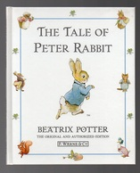 The Tale Of Peter Rabbit By Beatrix Potter En 1996 - Children's