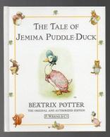 The Tale Of Jemima Puddle-Duck By Beatrix Potter En 1997 - Enfants
