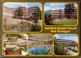 Ak Deutschland - Bad Kissingen - Kurklinik - Bad Kissingen