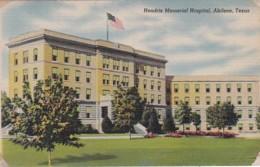 Texas Abilene Hendrix Memorial Hospital - Abilene