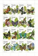 Guyana Nº 2276 Al 2291 - Guyana (1966-...)