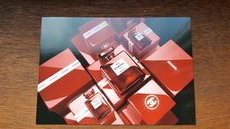 Carte Chanel NL Ou FR - Perfume Cards
