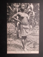 CP CONGO BELGE (V08) TYPE BALINDU ( 2 Vues) - Belgisch-Congo - Varia