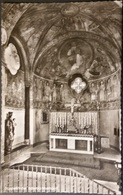 Ak Deutschland - Schwarz - Rheindorf - Dual Church - Kirche , Eglise - Innenaufnahme - Kirchen U. Kathedralen