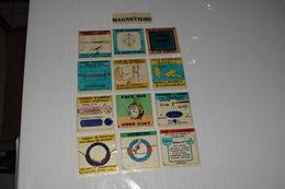 Lanterne Magique Projecteur Aspect Mazo Plastic Pédagogique Enseignement Cours Magnétisme 12 Vues 4 - Autres Collections