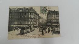 Cp   Paris Le Faubourg Du Temple ( Petite Animation ) - Distretto: 09