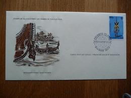 (S) Solomon Islands 1977 FDC Stamps - Salomon (Iles 1978-...)
