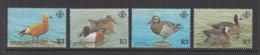 2001 Seychelles Ducks Birds Complete Set Of 4 MNH - Seychelles (1976-...)