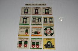 Lanterne Magique Projecteur Aspect Mazo Plastic Pédagogique Enseignement Cours Dynamos Types 12 Vues 9 - Autres Collections