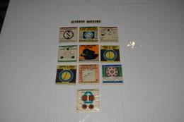 Lanterne Magique Projecteur Aspect Mazo Plastic Pédagogique Enseignement Cours Alterno Moteurs 10 Vues 10 - Autres Collections