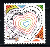 N° 4528 - 2011 - Francia