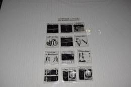 Lanterne Magique Projecteur Aspect Mazo Pédagogique Plastic Enseignement Cours Optique Miroir Sphérique 12 Vues 21 - Other Collections