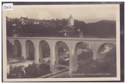 FRIBOURG - LE PONT DE ZAEHRINGEN  - TB - FR Fribourg