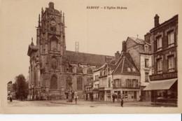 ELBEUF 76 Seine Marritime L'église St Jean, Neuve - Elbeuf