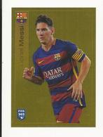 Sticker Panini * Fifa 365 The Golden World Of Football * Lionel Messi Nº359 - Panini