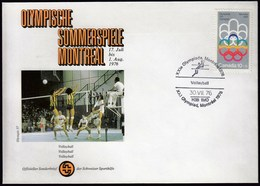 Canada 1976 / Olympic Games Montreal / Volleyball - Verano 1976: Montréal