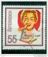 2008 - 2780 - ° -  Warenzeichen Manner - 1945-.... 2. Republik