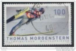 2008 - 2777 - ° -  Thomas Morgenstern - 1945-.... 2. Republik