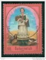 2008 - 2753 - ° -  Hl. Notburga (1265-1313), Landespatronin Von Tirol; - 1945-.... 2. Republik