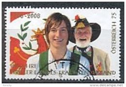 2008 - 2728 - ° -  100 Jahre Tiroler Landestrachtenverband. - 1945-.... 2. Republik