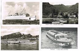 Lot 85 AK Motiv Schiff In- Und Ausland Querbeet - Ansichtskarten