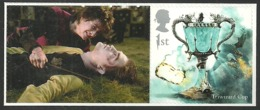 GB 2018 HARRY POTTER SINGLE VALUE WITH LABEL TRIWIZARD CUP MNH - 1952-.... (Elizabeth II)