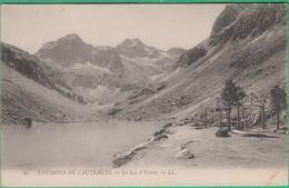 65 - Environs De Cauterets - Le Lac D'Estom - Editeur: LL N°91 - Autres Communes