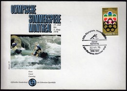 Canada 1976 / Olympic Games Montreal / Canoeing - Zomer 1976: Montreal