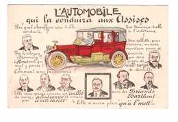 Illustrateur Illustration 1914 Politique Satire Affaire Henriette Caillaux Gaston Calmette Directeur Figaro - 1900-1949